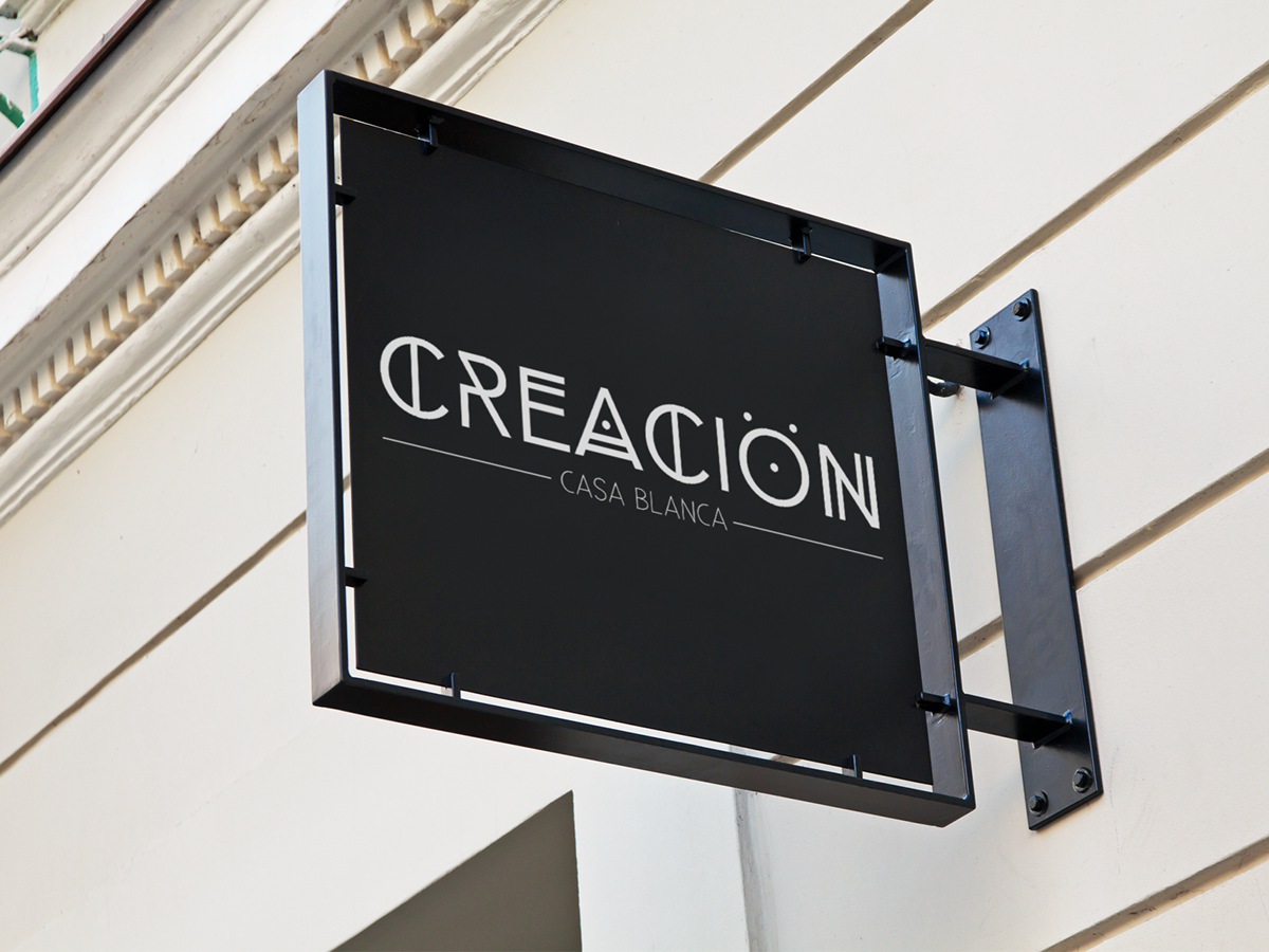Logotipo creación